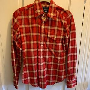 Ralph Lauren flannel, worn only a couple times.